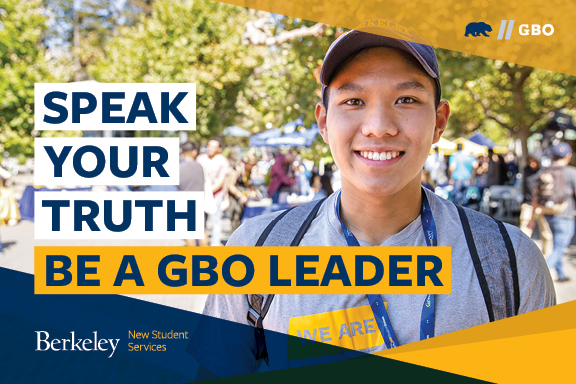 Speak Your Truth, Be a GBO Leader